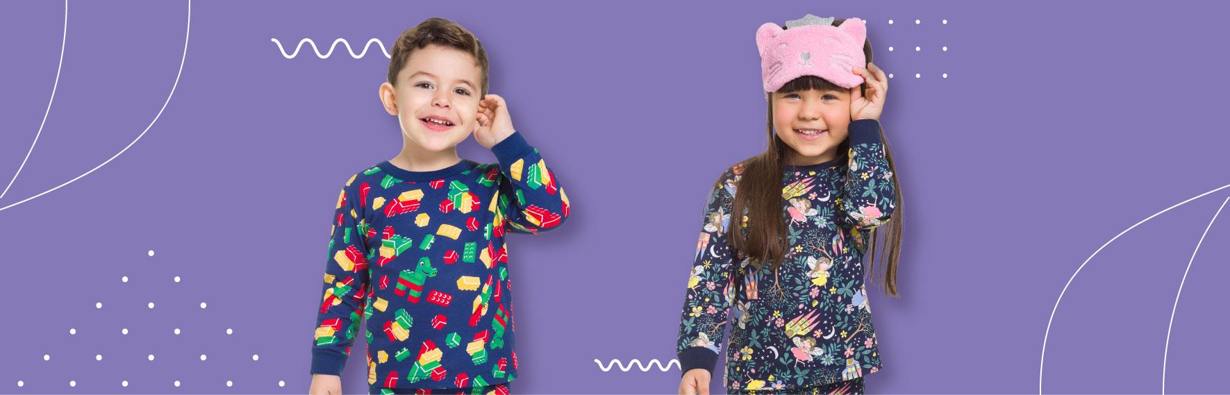 Testeira Pijama